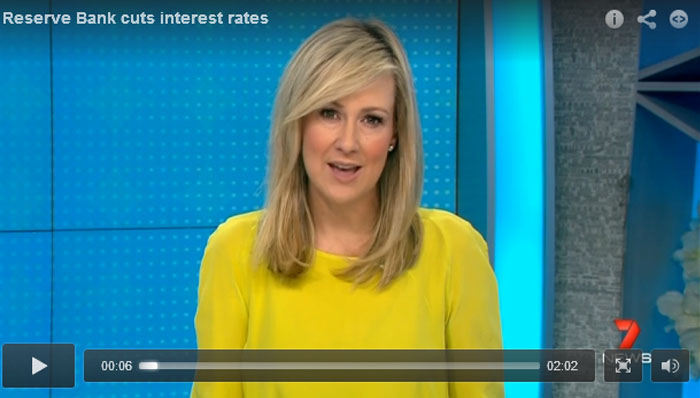 Reserve Bank cuts rates to historic low