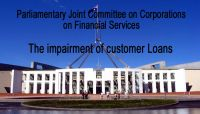 The impairment of customer loans Submission (Dr) Evan Jones