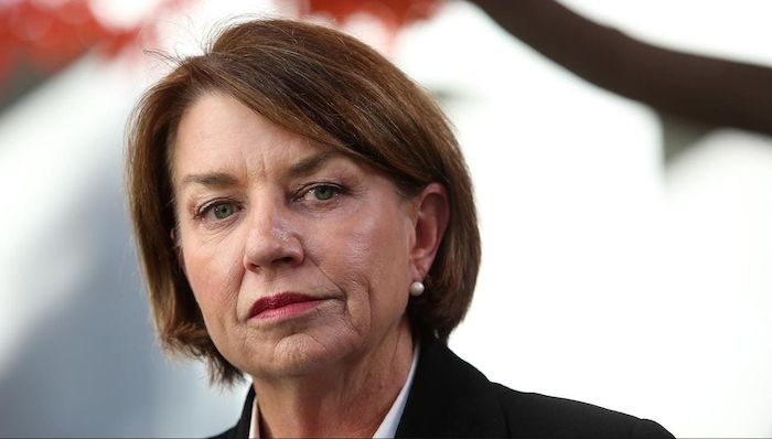 Australian Bankers Association CEO Anna Bligh. Picture Kym Smith