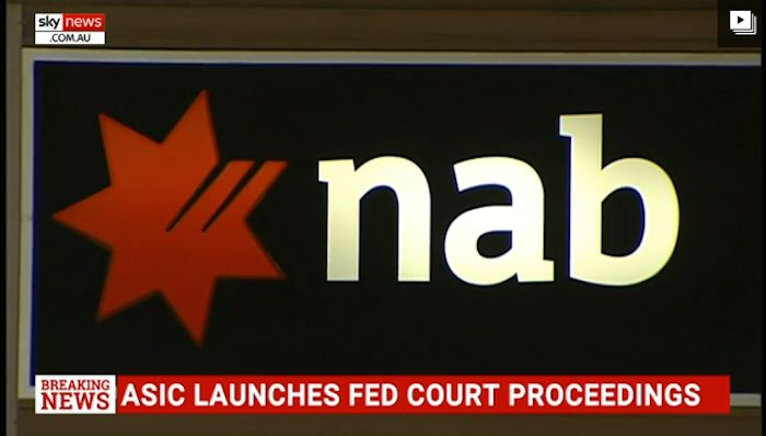NAB faces a potential $10b fine after ASIC claims the law was broken 10,000 times
