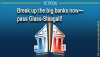 US stock market part of 'everything bubble' that is set to blow—Glass-Steagall now!