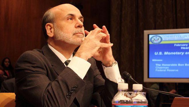 Bernanke: Jail the Banksters
