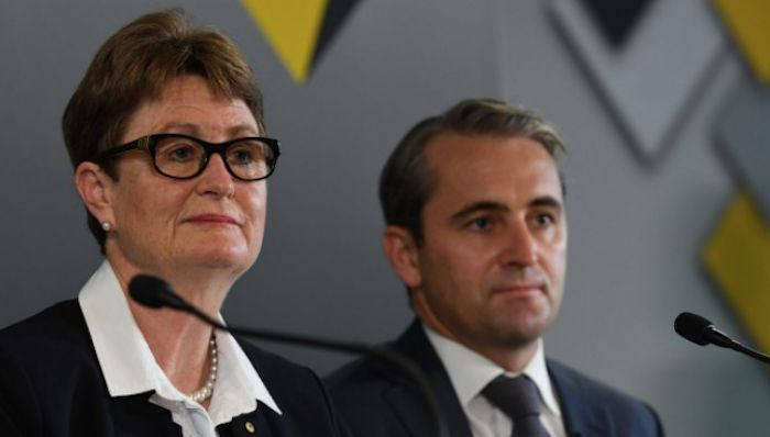CBA chairman Catherine Livingstone and CEO Matt Comyn will brief shareholders and the media on Tuesday morning on the APRA report. Peter Braig