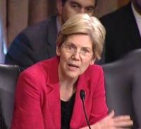 Elizabeth Warren's Foreclosure Settlement Bombshell: Banks Determined the Number of Victims of Their Own Foreclosure Frauds