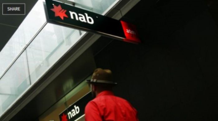 NAB full-year profit drops 14% to $5.7bn