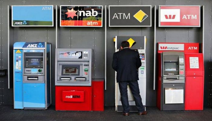 "The Big Four banks have abolished fees on ""foreign"" automatic teller machines (ATM) withdrawals."