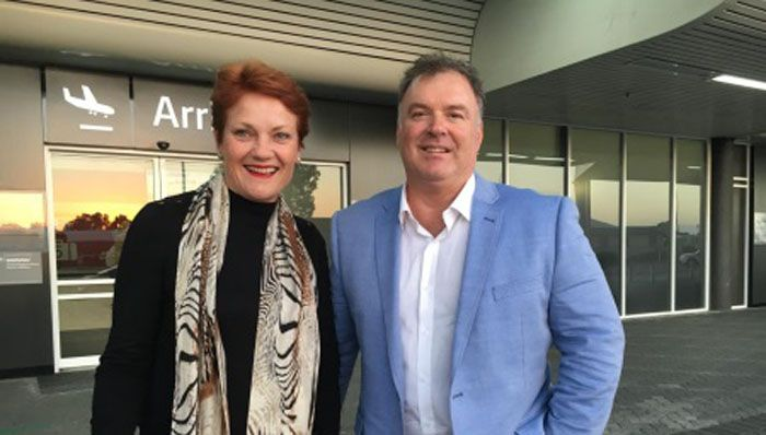 Culleton: I'm not a criminal