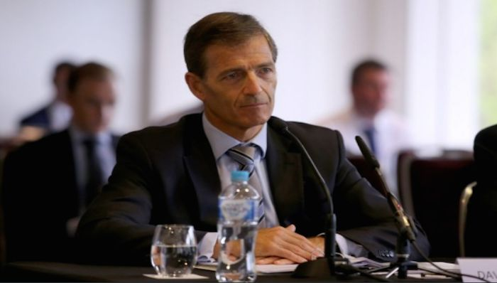"Commonwealth Bank Group chief risk officer David Cohen's department was ""reactive"" in dealing with risks. Wayne Taylor"