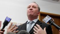 Barnaby pressures big four banks