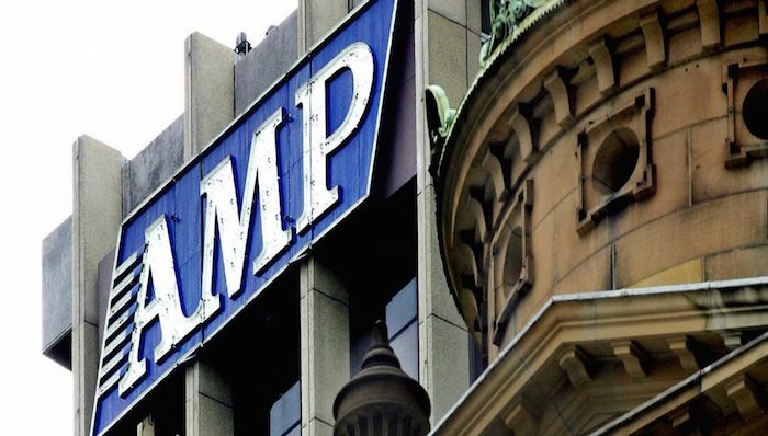 AMP CEO RESIGNS OVER SCANDALS