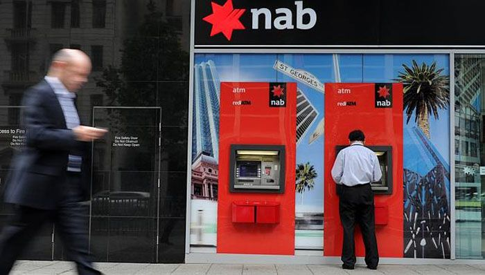 National Australia Bank is preparing to settle a class action over unfair fees. Picture: AFP