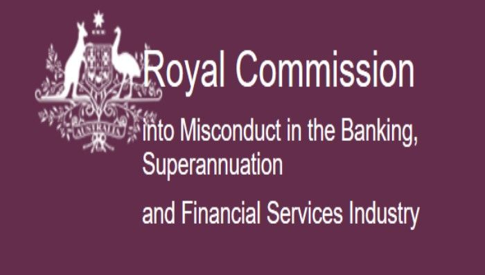 Royal Commission into misconduct in the banking, superannuation and financial services industry established