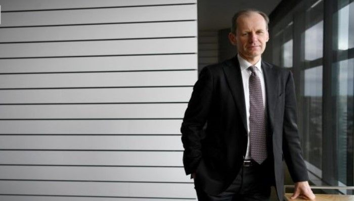 ANZ Bank CEO Shayne Elliott says the lender is prepared to be held to account by the royal commission.  Photo: David Moir