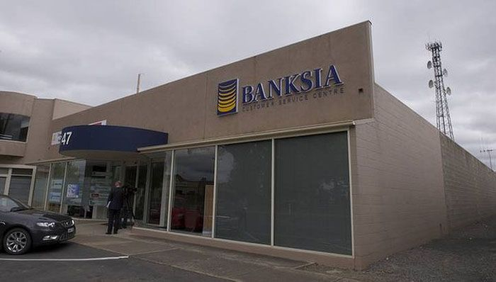 Let down by banking on Banksia