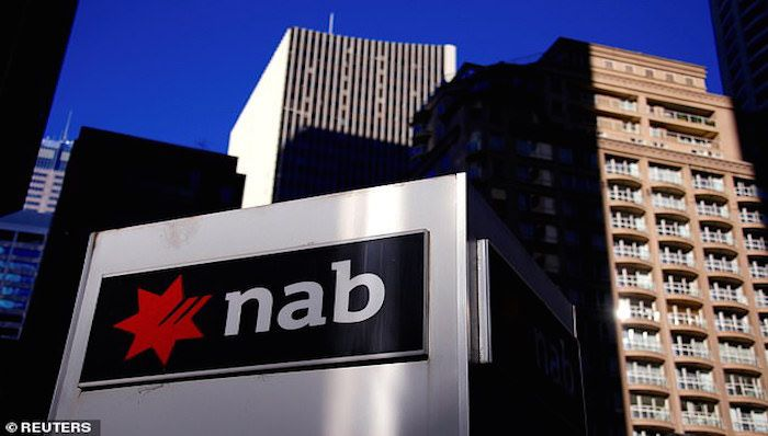 (File picture) Police claim she was involved in the activity which saw corrupt commissions paid for contracts to the National Australia Bank