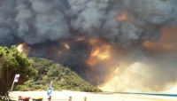 Residents who lost their homes in bushfires along the Great Ocean Road over Christmas 2015 will be a focus at the royal commission this week. Tom Jacobs