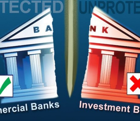 To the Commonwealth Parliament: Pass Australian Glass-Steagall Bill to break up the banks