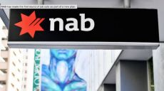 NAB cuts first of thousands of jobs as workplace restructure gets underway